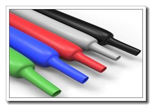 柔软阻燃型热缩管