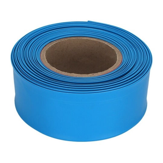 蓝色母排热缩管