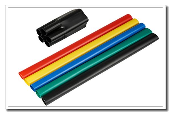 1kV五芯热缩电缆终端.